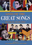 book cover: The Lives of the Great Songs Ed. by Tim De Lisle